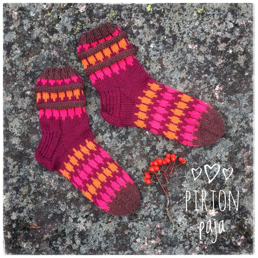 Ruska sukat Pirjon paja